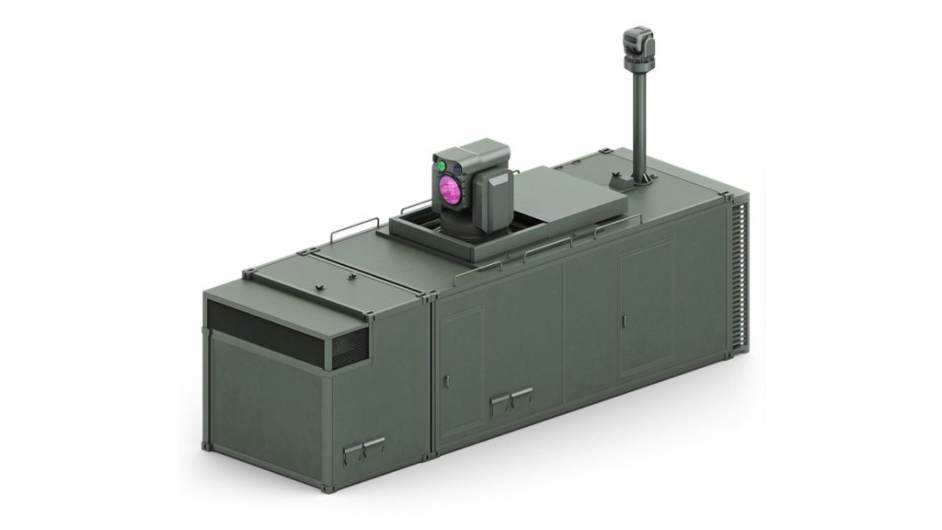 South Korea shows interest for lasers