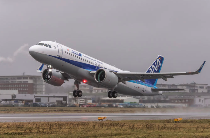 A320neo: first deliveries to Japan, China
