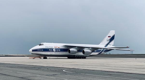 Return of An-124 Ruslan to the heavens