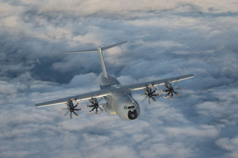 Airbus pushes the A400M in South Korea