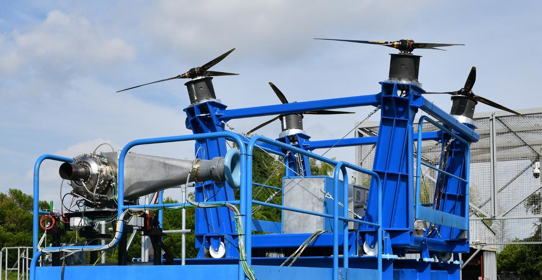Safran tests hybrid electric propulsion system