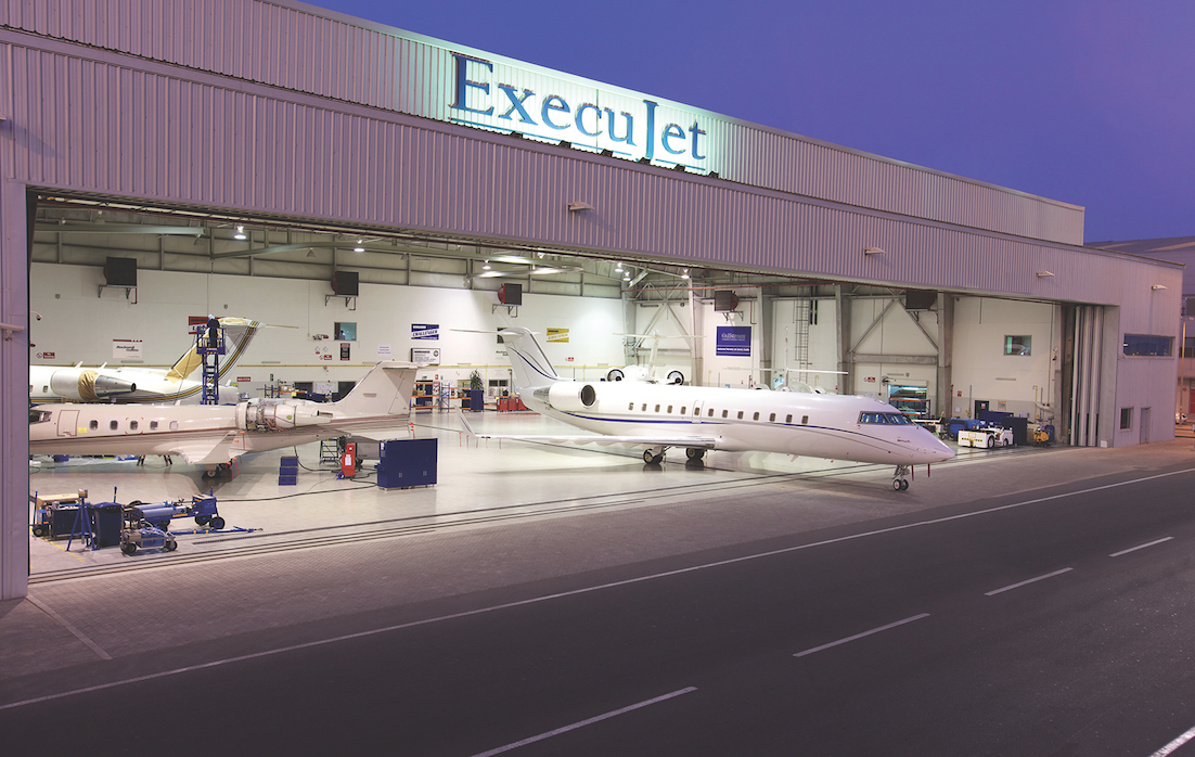 Dassault Aviation to acquire ExecuJet MRO operations