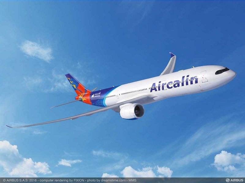 Aircalin to order Airbus A330neo, A320neo