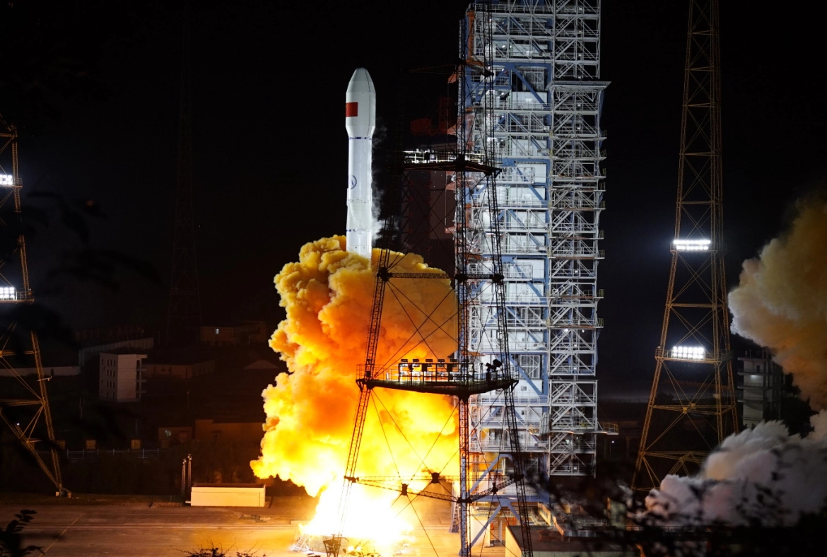 China approaches its record number of orbital launches