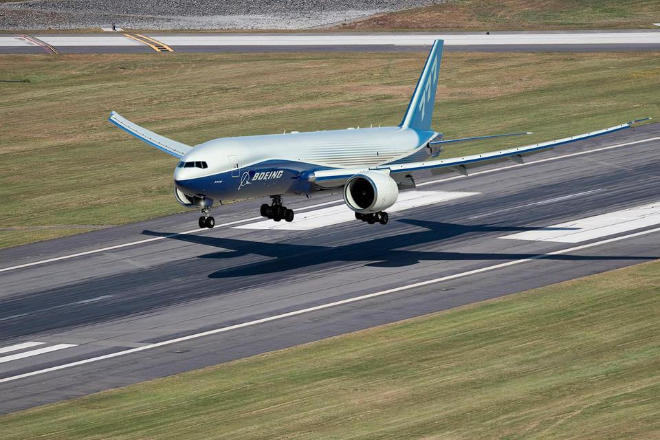 Paris Air Show 2019: 11 B777Fs already ordered