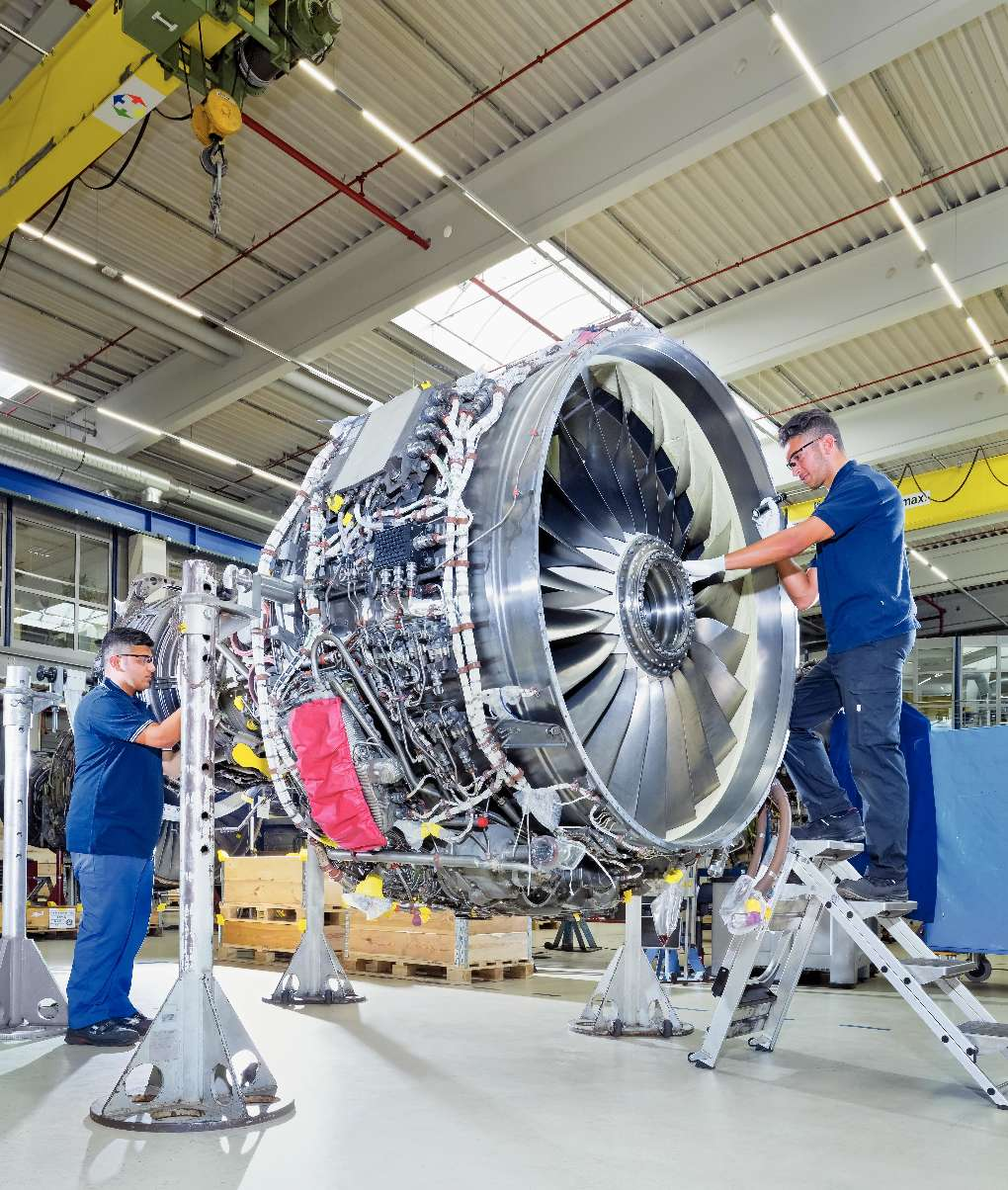 """MTU Maintenance signs one of its """"biggest contracts ever"""" with JetBlue Airways on V2500 engines"""
