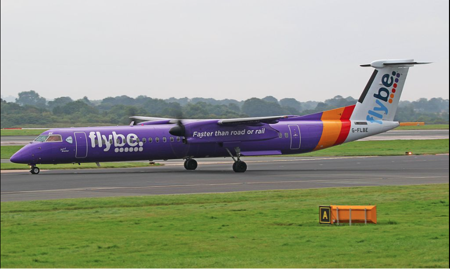 Flybe airplane company could be back in 2021
