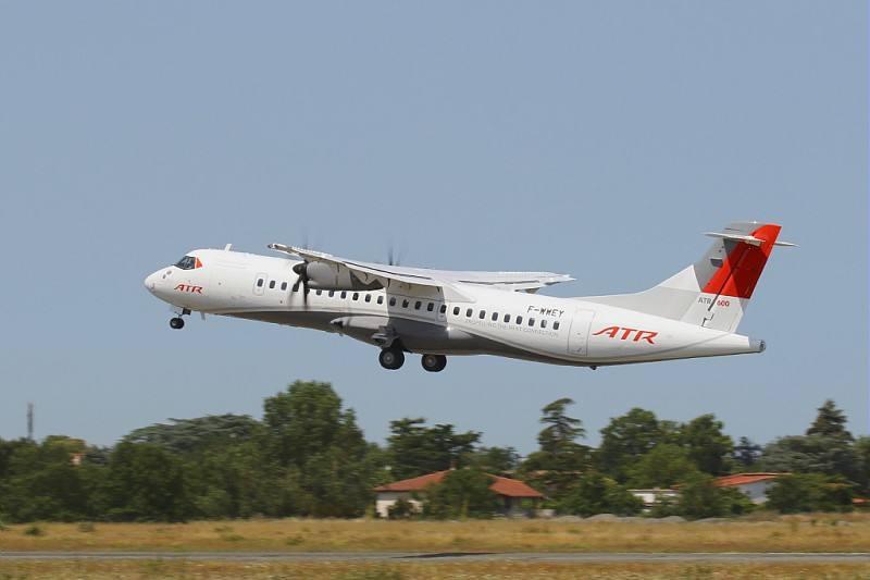 ATR 72-600 reaches Angola