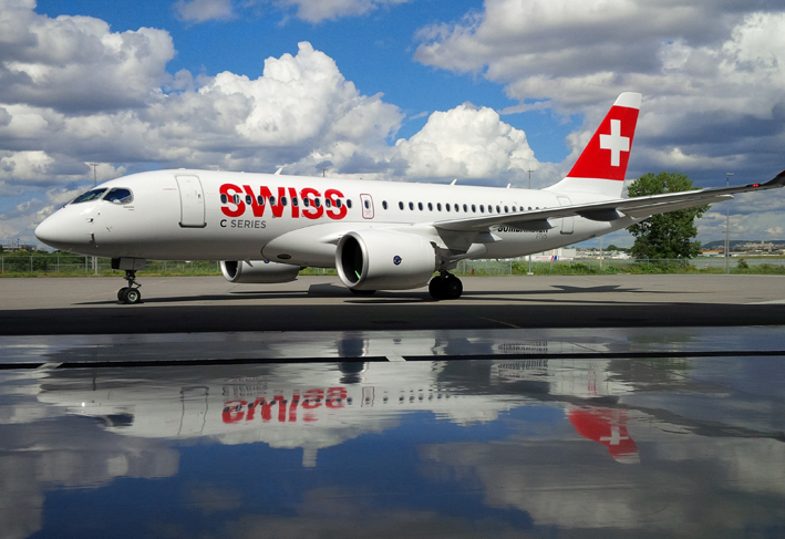 Bombardier CSeries starts European route-proving trials