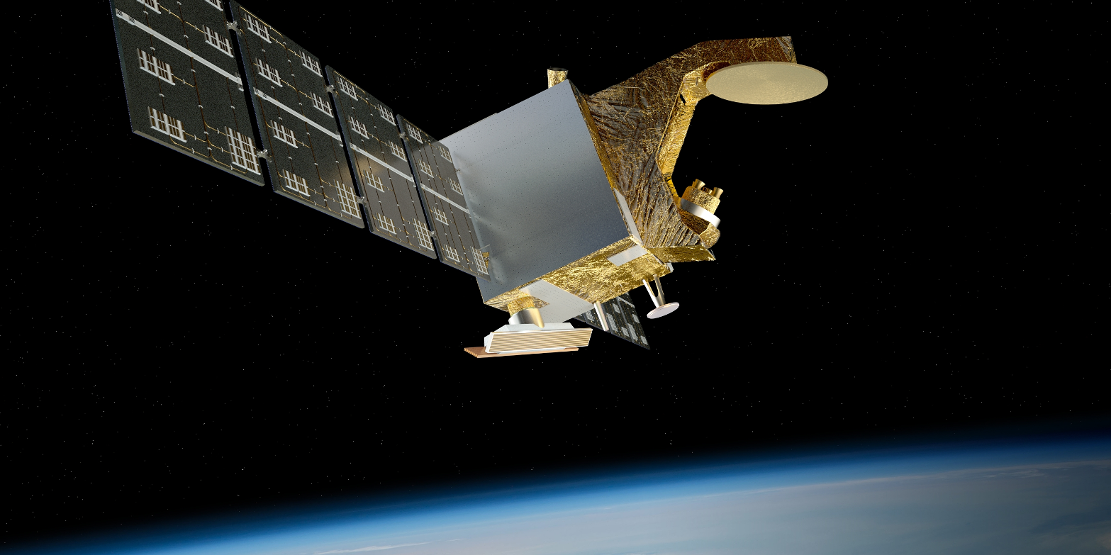 French-Chinese climate satellite in orbit