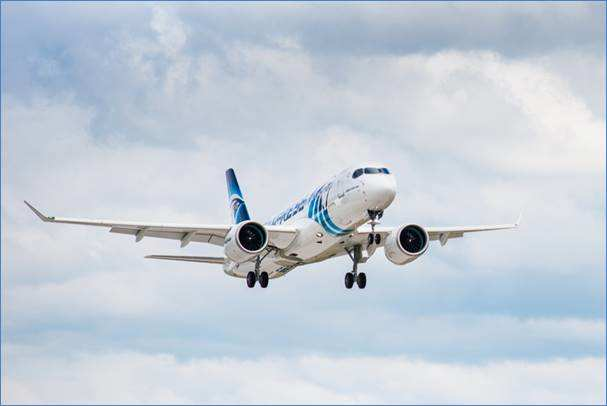 Airbus A220-300: from 127 to 145 seats