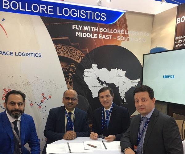 Dubai Airshow 2019: Bolloré Logistics carries CFM engines to India