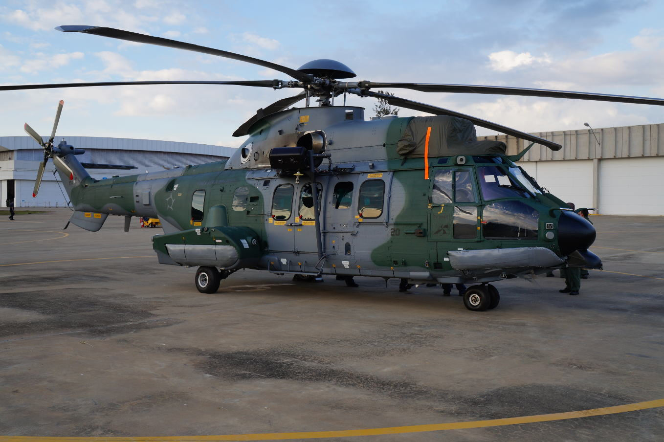 Helibras delivers two more H225Ms
