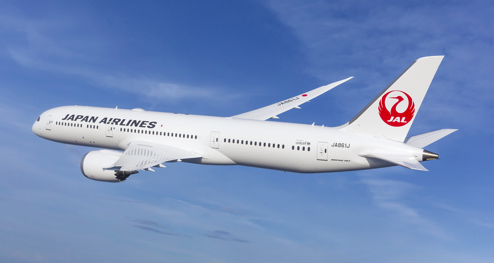 JAL expands Boeing 787 maintenance agreement with Collins