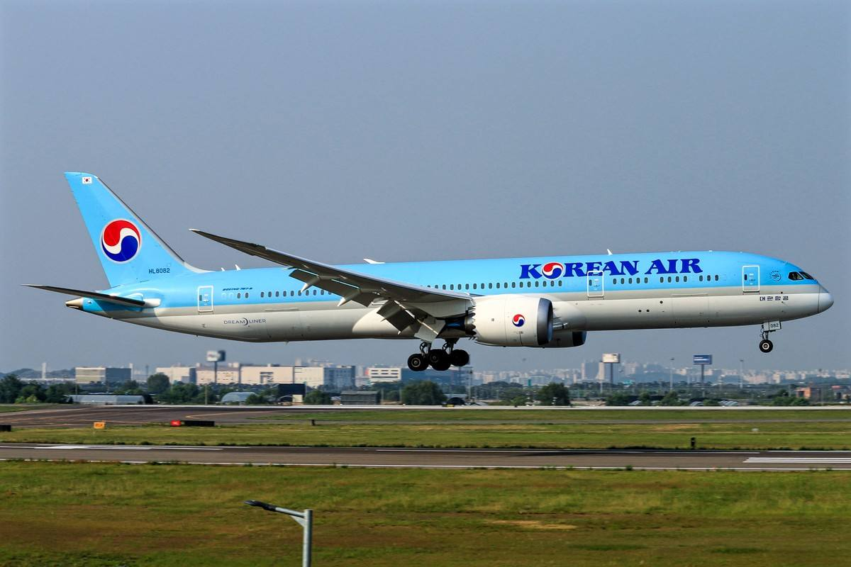 Paris Air Show 2019: Korean Air buys 30 B787 Dreamliners