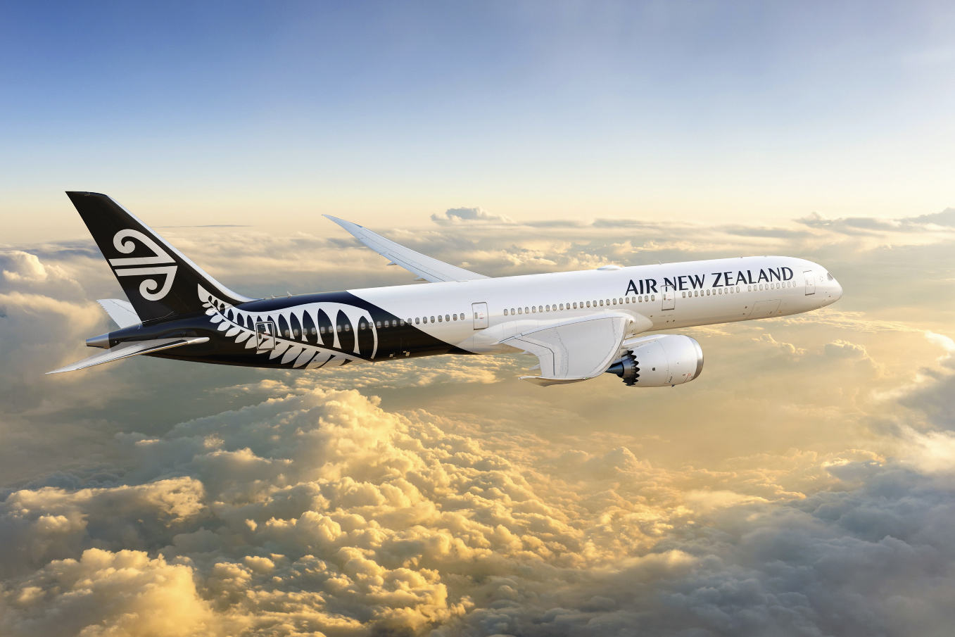 Air New Zealand takes more Boeing Dreamliners