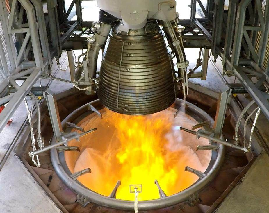 Ending of the qualification tests of Ariane 6's engine Vulcain 2.1