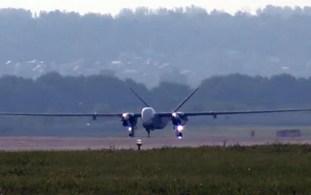 "Russia offers itself its ""Global Hawk"" (Update)"