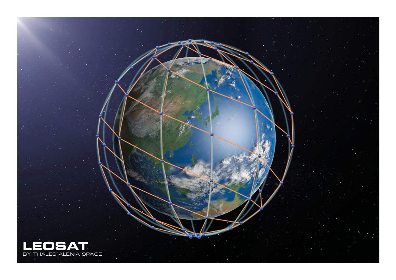 Japan's SJC agrees to invest in LeoSat