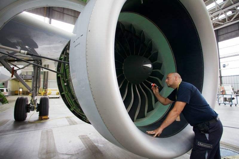 Lufthansa, MTU start work on geared turbofan MRO shop