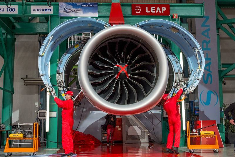 China: MTU provides MRO services to the LEAP engines