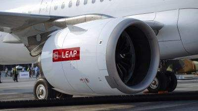 Safran aims to be world No. 1 in aerospace equipment