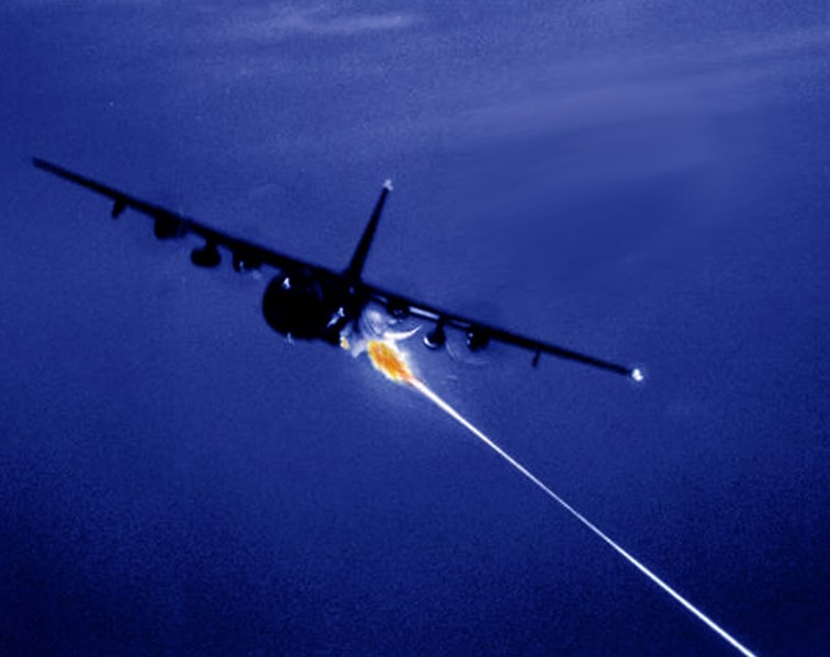 Laser weapons: Special Forces before the US Air Force ?