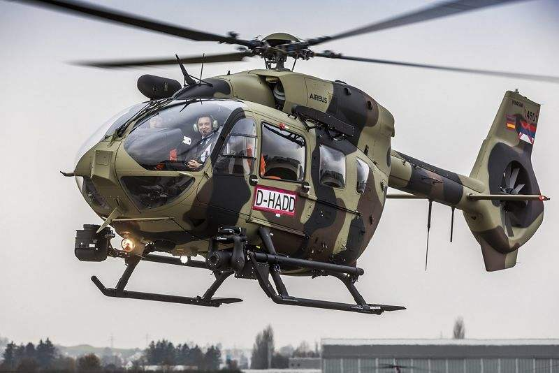 Serbia receives first Airbus H145M