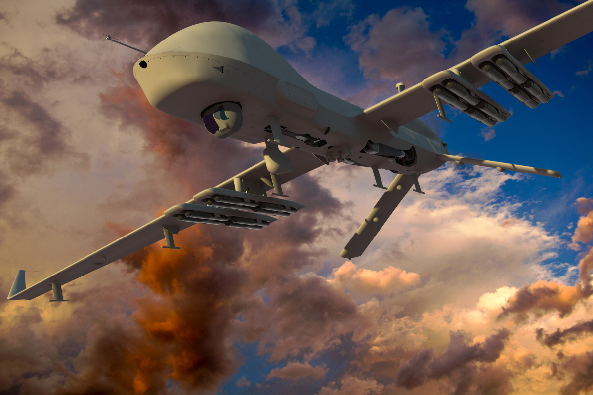 Linden Blue, CEO of General Atomics, reveals its analysis of MALE RPAS market
