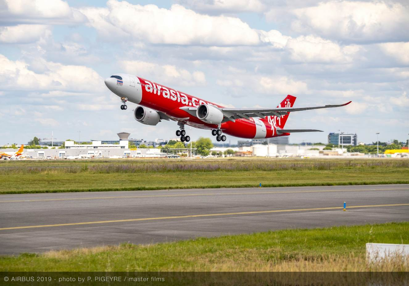 AirAsia's first Airbus A330neo