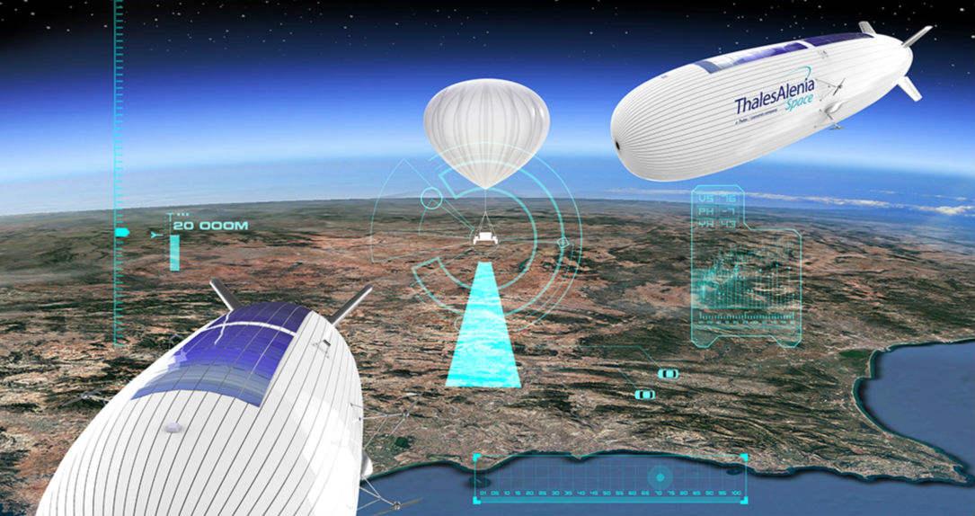 Hispasat, Thales Alenia Space team up on pseudo-satellite demo