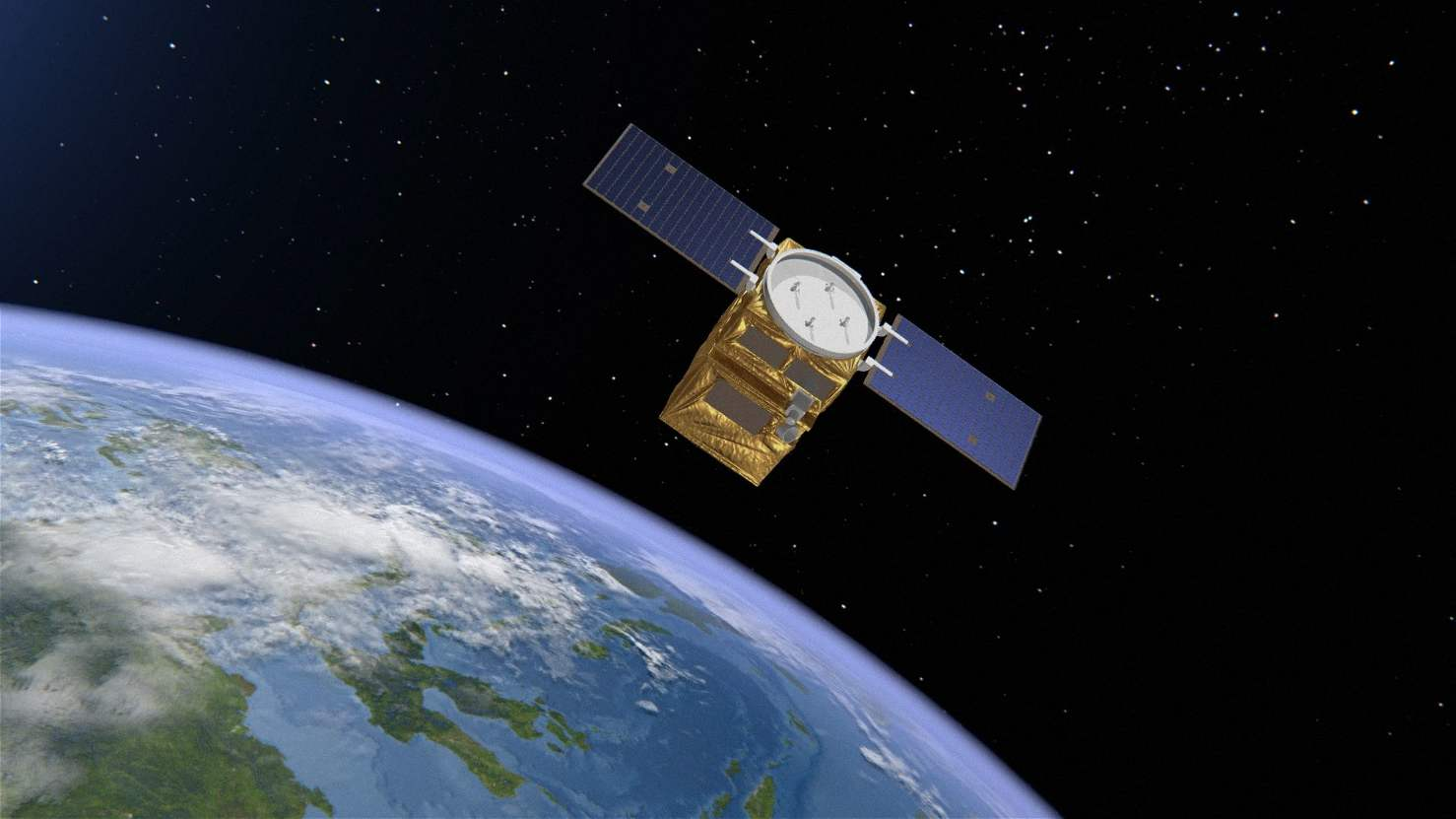 Thailand picks Airbus for Geo-Information System