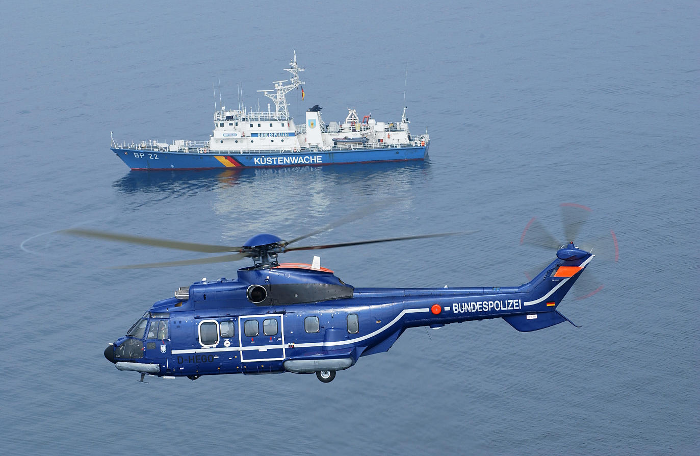 German police to receive three H215 helicopters