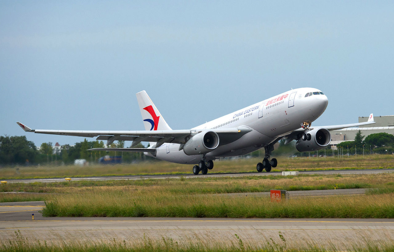 Chinese airlines post 12% increase in passengers