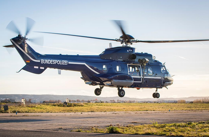 Airbus H215, H145 helicopters for Germany