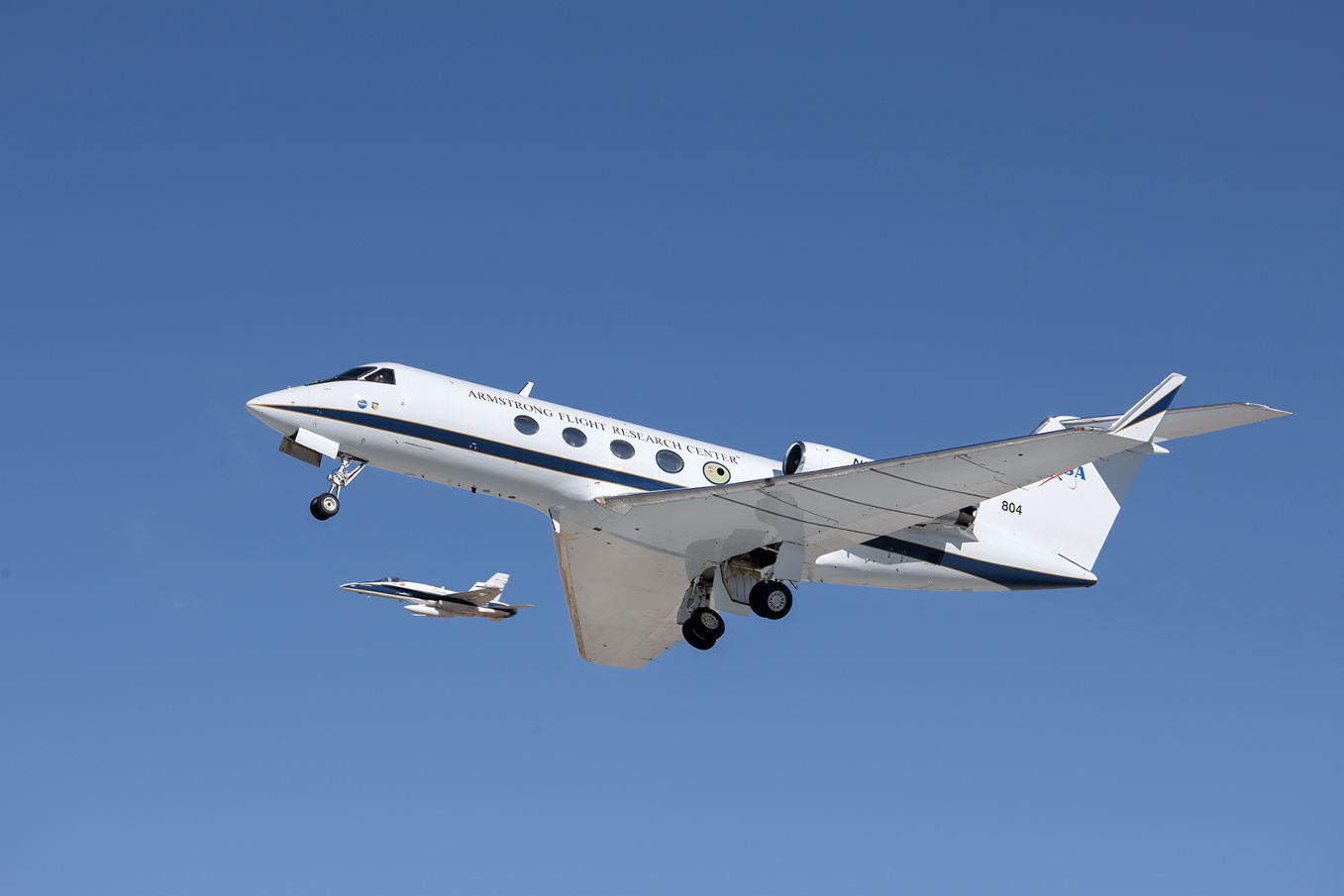 NASA tests noise reduction technologies