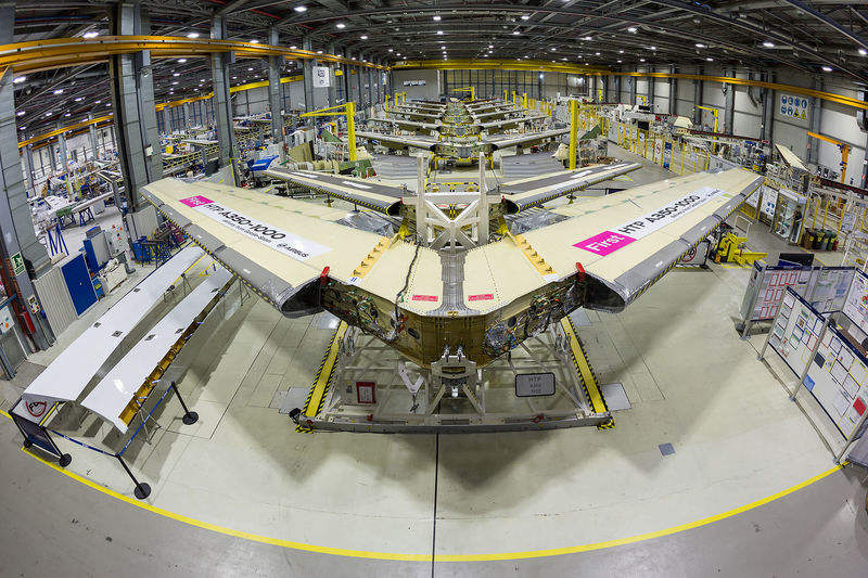 Deloitte predicts stronger growth for aerospace/defence sector in 2017