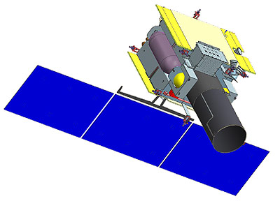Launch of Indian GISAT-1