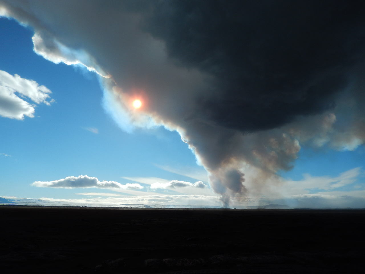 Elbit, Nicarnica test volcanic ash detection system