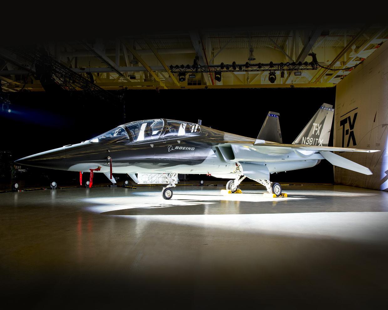 Boeing, Saab unveil T-X candidate