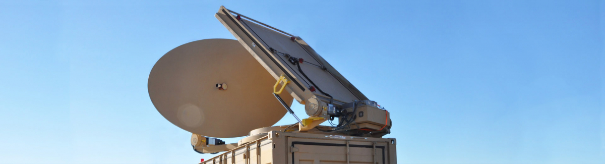Deployment of an anti-drone microwave system