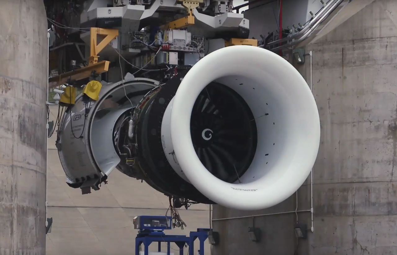 GE completes CMC testing for GE9X