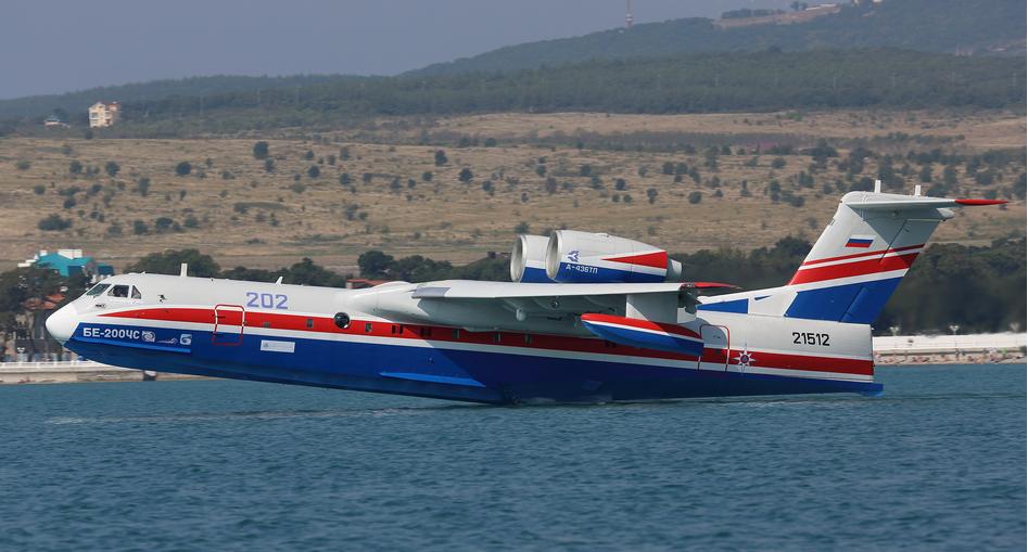 Safran, UEC Saturn to re-engine Beriev Be-200