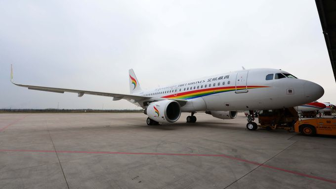 Tibet Airlines in for the long haul