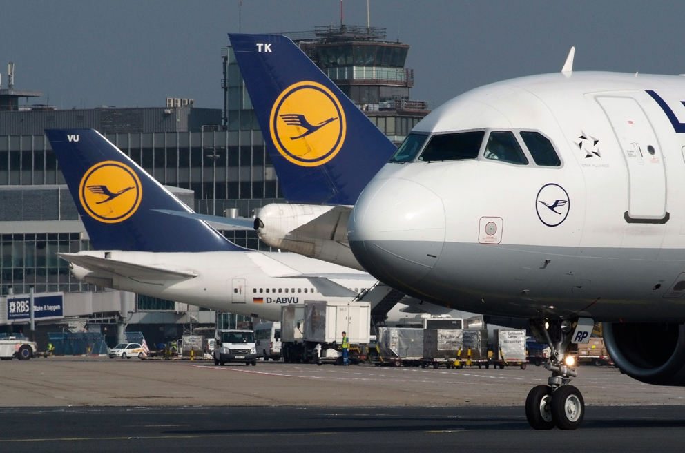 Lufthansa group lost about 2 billions of euros in the third quarter of 2020
