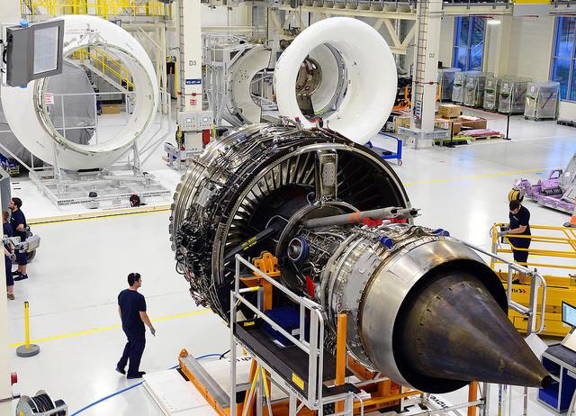 Rolls-Royce begins production of Trent XWB in Germany