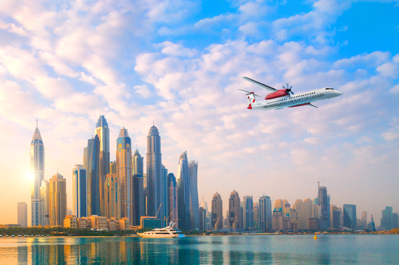 Dubai Airshow 2019: De Havilland Canada strongly positions in Middle East and Africa