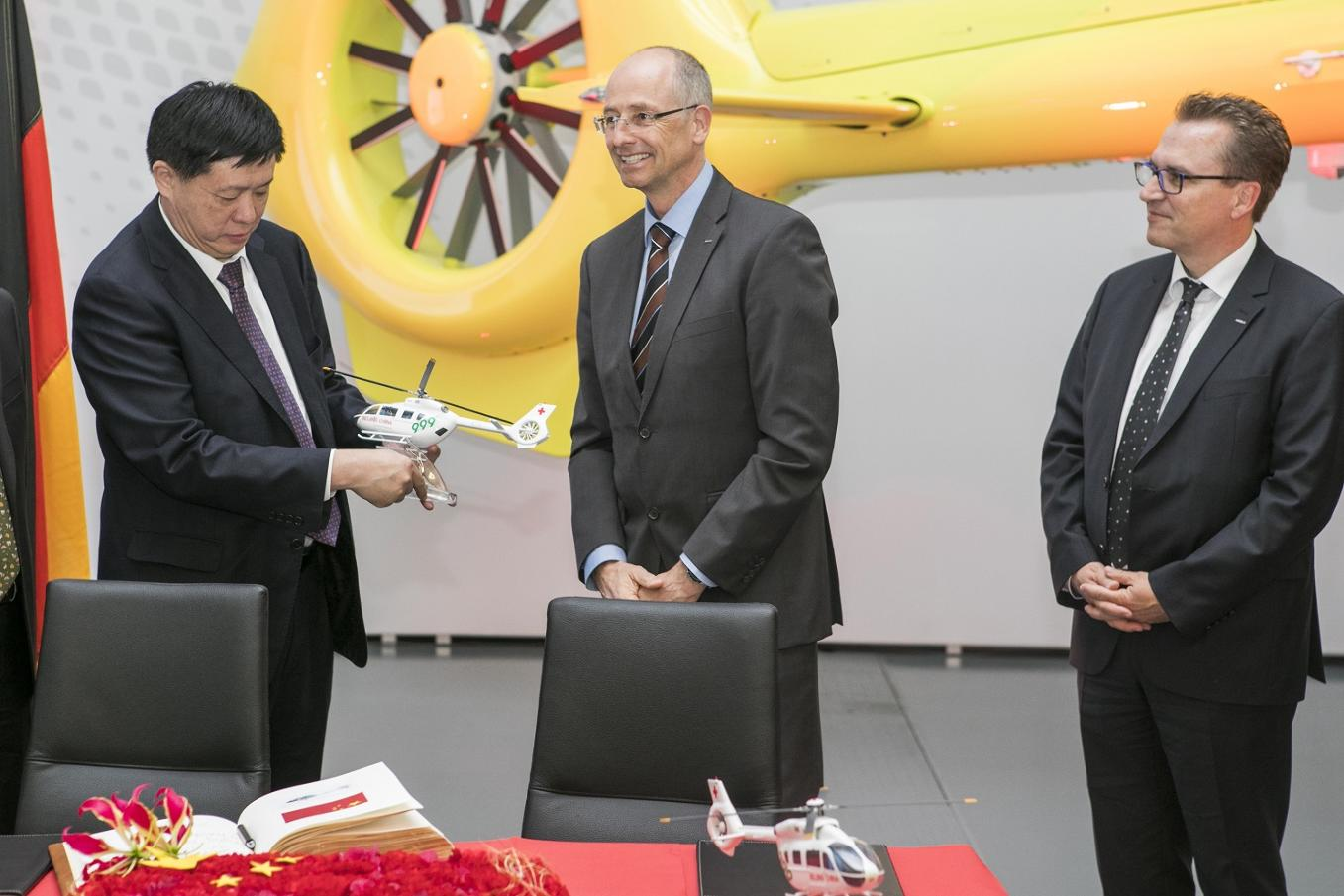 China orders first Airbus H145 for medical rescue, SAR missions