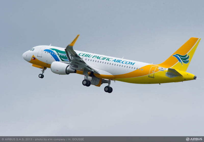 AFI KLM E&M signs support deal with Cebu Pacific