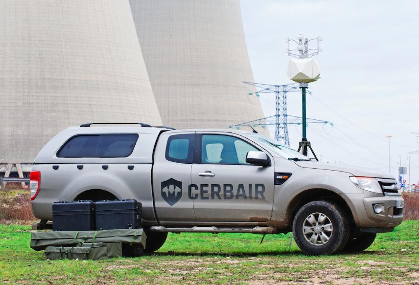 AirMap and CerbAir announced their partnership